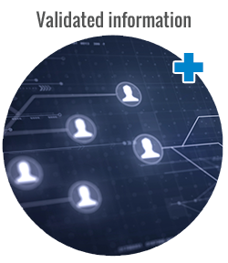 Validated information - NetTrace asset management